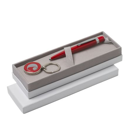Cacharel USB stick en balpen