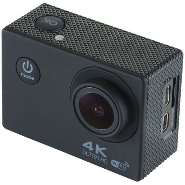Portrait 4k wifi actie camera